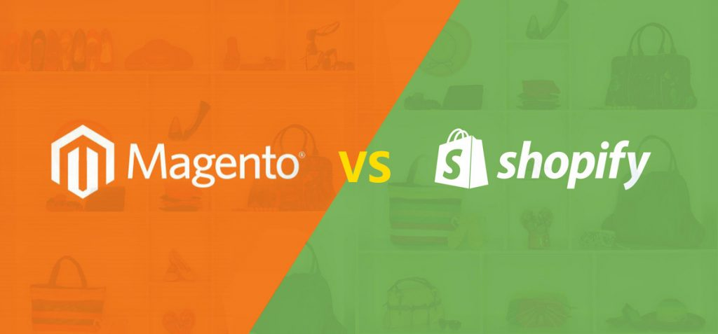 Magento or Shopify? Which is the right one for you?