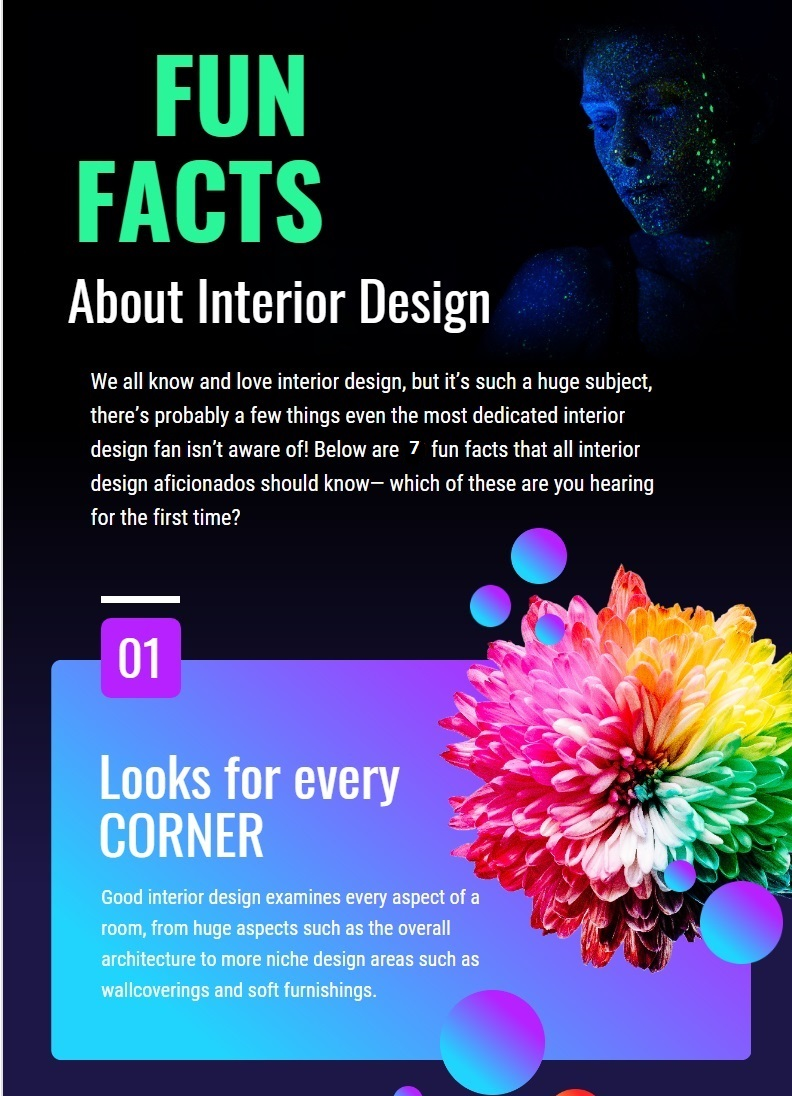 About Interior design 1