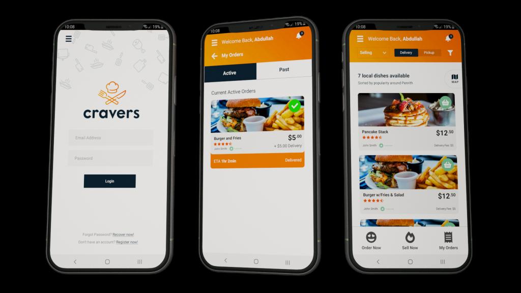 Cravers app image