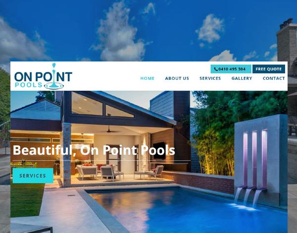 On point pools